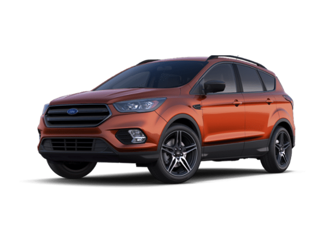 New 2019 Ford Escape SEL SUV 1FMCU9HD5KUA17865 in Kerrville, TX